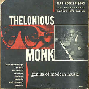 Genius Of Modern Music - Album Cover - VinylWorld