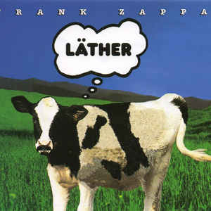Frank Zappa - Läther - Album Cover
