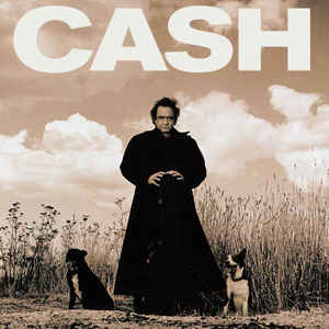 Johnny Cash - American Recordings - Album Cover