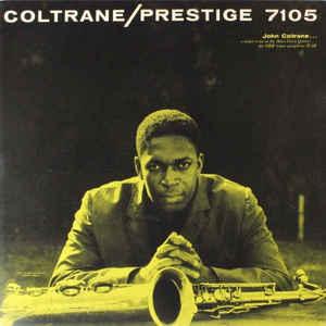 Coltrane - Album Cover - VinylWorld