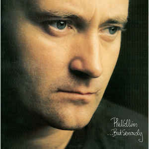 Phil Collins - ...But Seriously - Album Cover