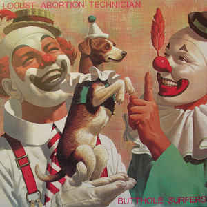 Locust Abortion Technician - Album Cover - VinylWorld