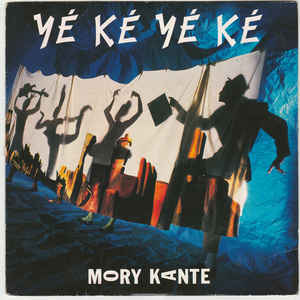 Mory Kanté - Yé Ké Yé Ké - Album Cover
