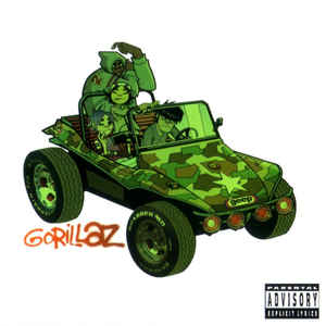 Gorillaz - Album Cover - VinylWorld