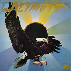 Azymuth - Águia Não Come Mosca - Album Cover