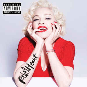 Rebel Heart - Album Cover - VinylWorld