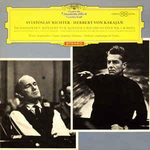 Pyotr Ilyich Tchaikovsky - Konzert Für Klavier Und Orchester Nr. 1 B-moll - VinylWorld