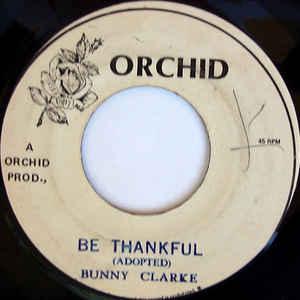 Be Thankful - Album Cover - VinylWorld