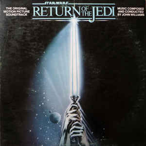 Star Wars / Return Of The Jedi - The Original Motion Picture Soundtrack - Album Cover - VinylWorld