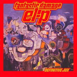 El-P - Fantastic Damage - Album Cover