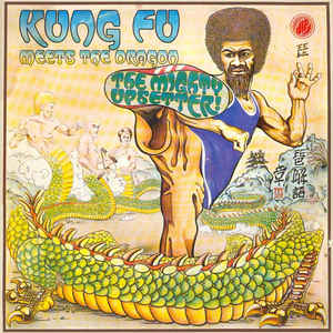 The Upsetter - Kung Fu Meets The Dragon - Album Cover