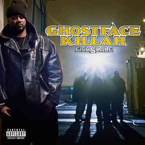 Ghostface Killah - Fishscale - Album Cover