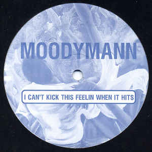 Moodymann - I Can't Kick This Feelin When It Hits / Music People - Album Cover
