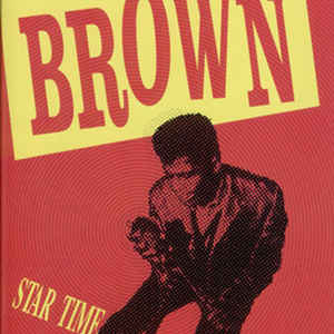 James Brown - Star Time - Album Cover