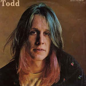 Todd Rundgren - Todd - Album Cover