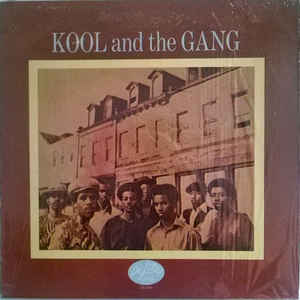 Kool And The Gang - Album Cover - VinylWorld