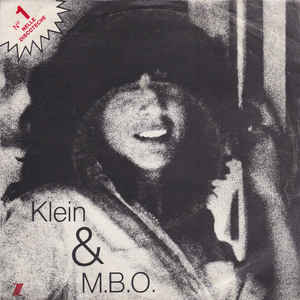 Klein & M.B.O. - Dirty Talk - Album Cover