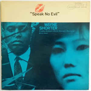 Wayne Shorter - Speak No Evil - Album Cover