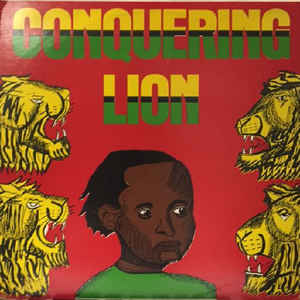 The Prophets - Conquering Lion - Album Cover