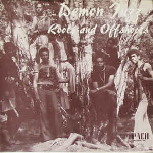 Demon Fuzz - Roots And Offshoots - Album Cover