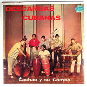 Descargas Cubanas - Album Cover - VinylWorld