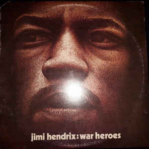 War Heroes - Album Cover - VinylWorld