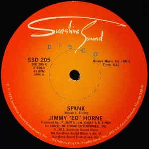 """Jimmy """"Bo"""" Horne - Spank - VinylWorld"""