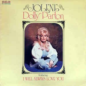 Dolly Parton - Jolene - Album Cover