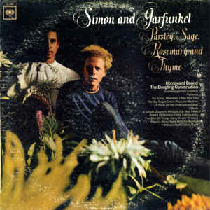 Simon & Garfunkel - Parsley, Sage, Rosemary And Thyme - Album Cover