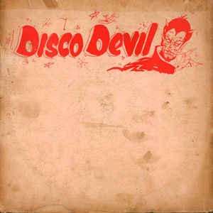 Lee Perry - Disco Devil / Keep On Moving - Album Cover