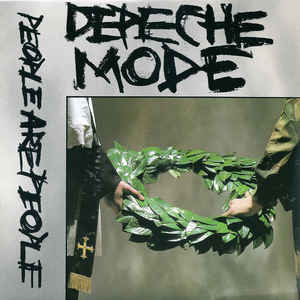 Depeche Mode - People Are People - Album Cover