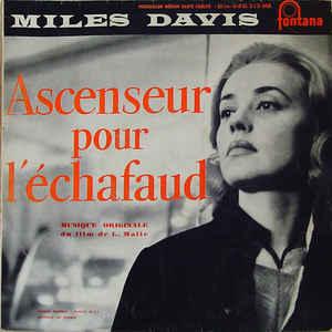 Ascenseur Pour L'Échafaud - Album Cover - VinylWorld