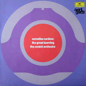 Cornelius Cardew - The Great Learning - VinylWorld