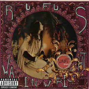 Rufus Wainwright - Want Two - Album Cover