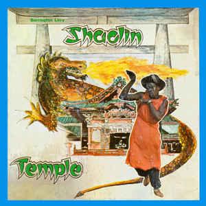 Barrington Levy - Shaolin Temple - Album Cover