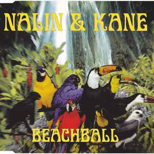 Nalin & Kane - Beachball - Album Cover