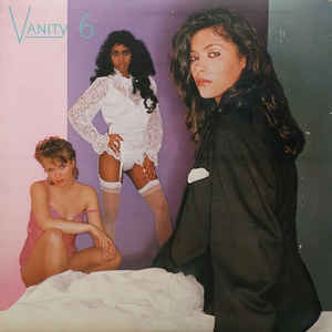Vanity 6 - Vanity 6 - Album Cover