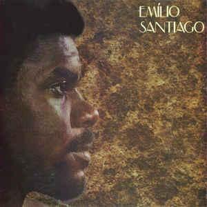 Emilio Santiago - Emílio Santiago - Album Cover