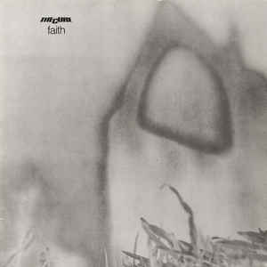 The Cure - Faith - Album Cover