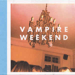 Vampire Weekend - Vampire Weekend - Album Cover