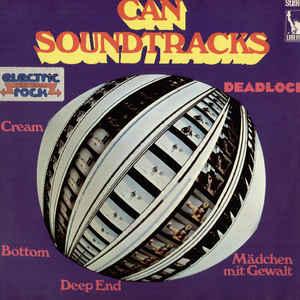 Can - Soundtracks - Album Cover