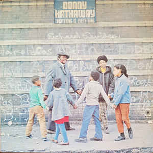 Donny Hathaway - Everything Is Everything - VinylWorld