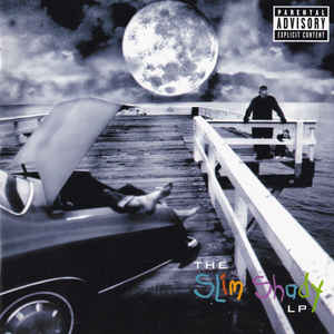 Eminem - The Slim Shady LP - Album Cover