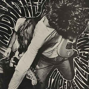 Mudhoney - Superfuzz Bigmuff - Album Cover