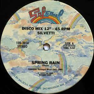 Bebu Silvetti - Spring Rain - VinylWorld