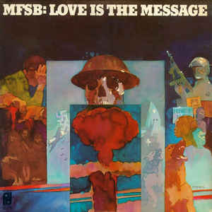 Love Is The Message - Album Cover - VinylWorld