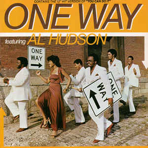 One Way - One Way Featuring Al Hudson - Album Cover