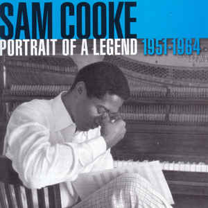Sam Cooke - Portrait Of A Legend 1951-1964 - Album Cover