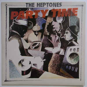 The Heptones - Party Time - Album Cover