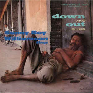 Down And Out Blues - Album Cover - VinylWorld